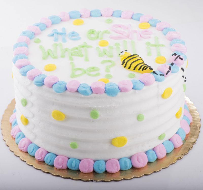 Baby Shower Cake, Gender Reveal Cake, Baby Shower Cake Tallahassee, Gender  Reveal Cake